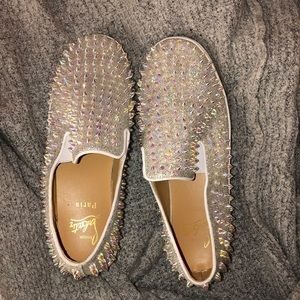 Christian Louboutin Roller Boat Shoes